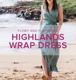 Erica Horton Highlands Wrap Dress, Wednesdays, August 30, Sept 6, and 13, 6-9 pm