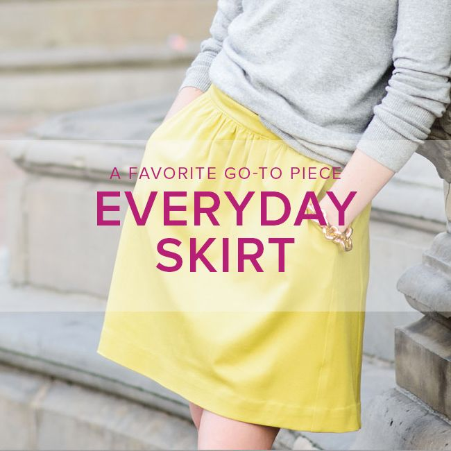 Karin Dejan Everyday Skirt, Monday, August 14 and Tuesday, August 15, 6-9 pm