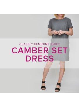 Erica Horton CLASS FULL Camber Set Dress, Wednesdays, August 9, 16, 23, 6-8:30 pm