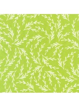 Robert Kaufman Reef by Elizabeth Hartman Seaweed Circles Sprout