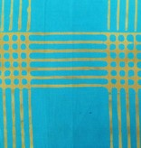Andover Chroma by Alison Glass - Plaid Turquoise