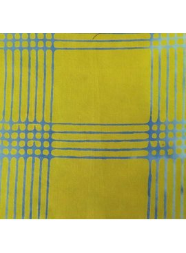 Andover Chroma by Alison Glass - Plaid Citrus