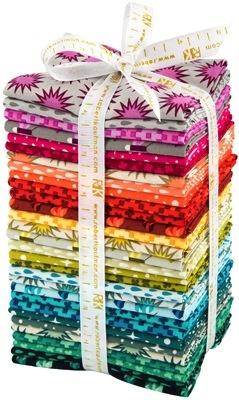 Elizabeth Hartman Paintbox Basics by Elizabeth Hartman 30 pcs Fat Quarter Bundle