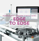 Modern Domestic Q 24 Longarm Qmatic: Edge to Edge Quilting, Sunday, September 3, 2:30-5 pm