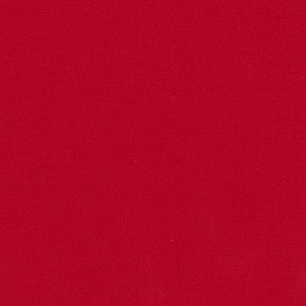 Robert Kaufman Arietta Ponte De Roma Solid Red