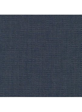 Robert Kaufman Cotton Chambray Pin Dots Indigo