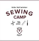 Kids' Sewing Winter Break Camp: Make a Quilt!, Monday-Thursday, December 18, 19, 20, 21, 10 am - 1 pm