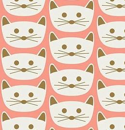 Art Gallery Blush — Cat Nip: Pink