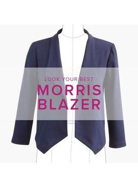 Erica Horton Morris Blazer, Saturdays, October 7 and 14, 3:30-6:30 pm