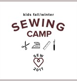 Kids' Sewing Winter Break Camp: Gift Making!, Monday-Thursday, December 18, 19, 20, 21, 10 am - 1 pm