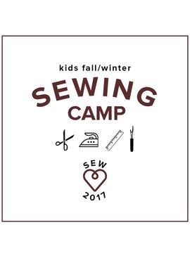 Kids' Sewing Winter Break Camp: Gift Making!, Monday-Thursday, December 18, 19, 20, 21, 10 am - 1 pm