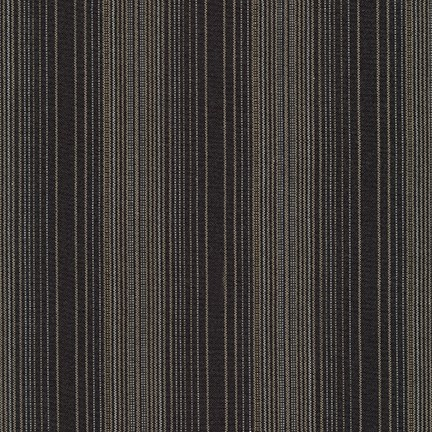 Robert Kaufman Shimmer On Yarn Dyed Charcoal by Jennifer Sampou