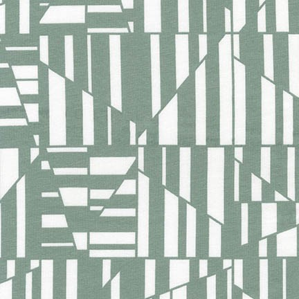 Robert Kaufman Blake Cotton Jersey Shale by Carolyn Friedlander