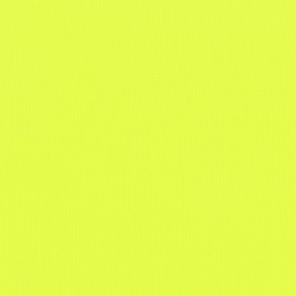 Robert Kaufman Kona Cotton Acid Lime