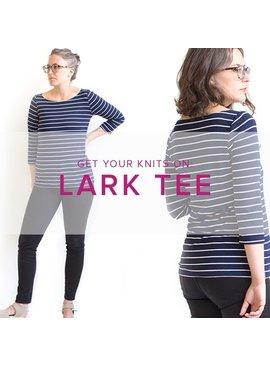 Erica Horton Lark Tee, Thursdays, September 28 and October 5, 6-9 pm