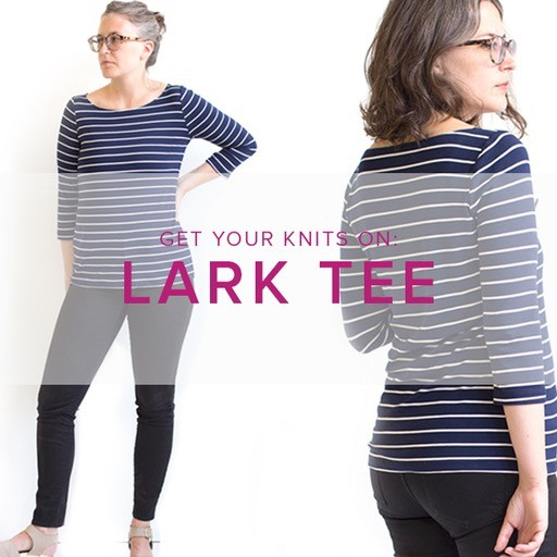 Erica Horton Lark Tee, Thursdays, September 28 and October 5, 6-9 pm
