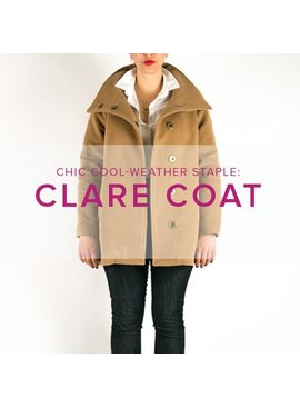 Karin Dejan Clare Coat, Mondays, October 23, 30, November 6, 13, 6-9 pm