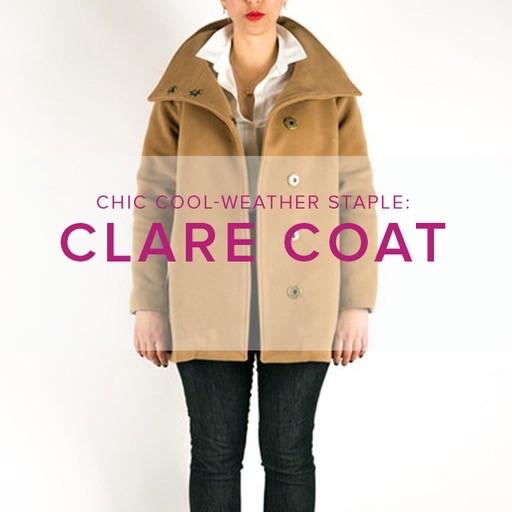 Karin Dejan Clare Coat, Mondays, October 23, 30, November 6, 13, 6-9 pm