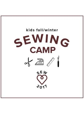 CAMP FULL Kids' Sewing Winter Break Camp: PJs for Me and My Doll, Wednesday - Friday, December 27, 28, 29, 10 am - 1 pm