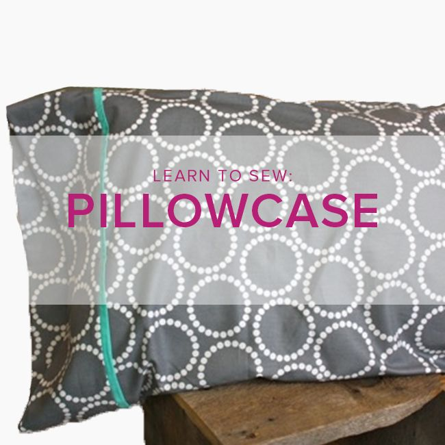 Erica Horton Learn to Sew: Pillowcase, Tuesday, December 12, 6-9 pm