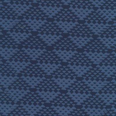 Hoffman Fabrics Hoffman Me + You Hand Dyed Batiks Indigo