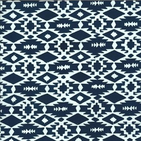 Hoffman Fabrics Hoffman Hand Dyed Batiks Southwestern Weave Denim