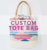 CLASS FULL Design and Sew a Custom Tote Bag with Ellie Lum, Saturday, December 9, 10 am - 5:00 pm