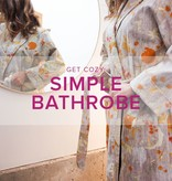 Karin Dejan Simple Cozy Bathrobe, Tuesdays, November 28 and December 5, 6 - 9 pm