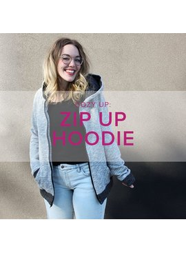 Erica Horton Zip-up Hoodie, Tuesdays, January 16, 23, and 30, 6-8:30 pm