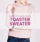 Erica Horton Toaster Sweater,  Saturdays, January 6 and 13, 3-6 pm