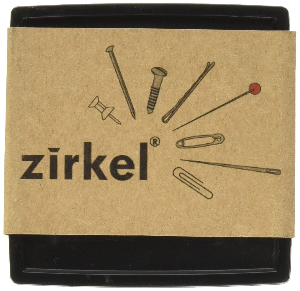 Moda Zirkel Magnetic Pincushion Black