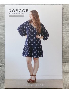 True Bias True Bias Roscoe Dress/Blouse Paper Pattern