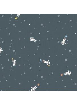 Dear Stella Dear Stella Flannel Astronauts Gunmetal