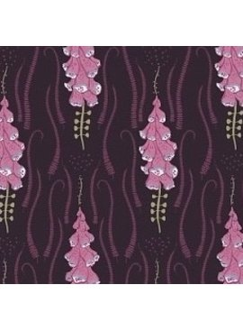 Dear Stella Dear Stella Cotton Shirting Foxglove Blackberry