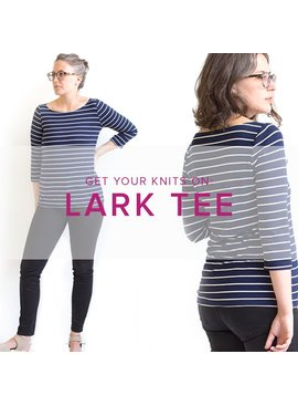 Erica Horton Lark Tee, Thursdays, February 1 and 8, 6-9 pm