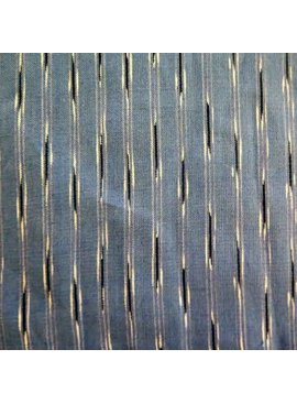 Andover Dream Weaves Blue Thin Stitches