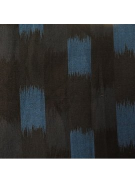 Andover Dream Weaves Black Blue Blocks