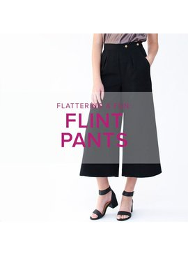 Karin Dejan Flint Pants by Megan Nielsen, Mondays, February 26, March 5, and 12, 6-8:30