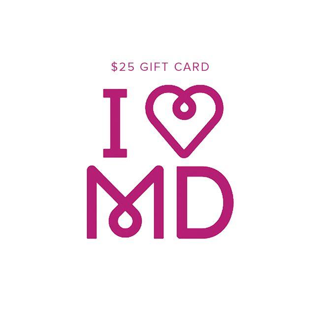 Modern Domestic $25 Gift Card