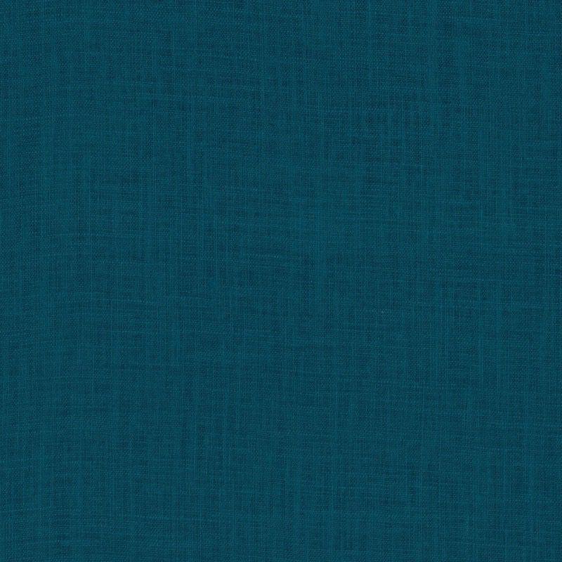 Kokka Nani iRO Linen Solid - Peacock