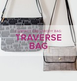 Karin Dejan Traverse Bag, Wednesdays, January 31 and February 7, 6-9:00 pm