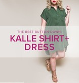 Erica Horton Kalle Top or Dress, Tuesdays, February 20, 27, and March 6, 6 - 9 pm