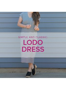 Erica Horton CLASS FULL Lodo Dress, Tuesdays, March 13 and 20, 6 - 9 pm