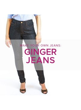Erica Horton CLASS FULL Ginger Jeans, Thursdays, March 1, 8, 15, 22, 29, 6-9 pm