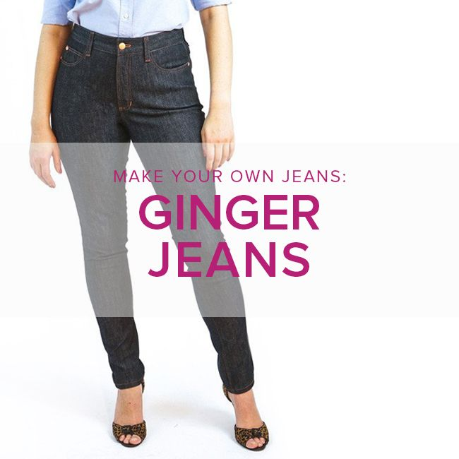 Erica Horton CLASS FULL Ginger Jeans, Thursdays, March 1, 8, 15, 22, 29, 6-9 pm