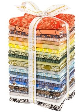 24-Piece Fat Quarter Gleaned by Carolyn Friedlander