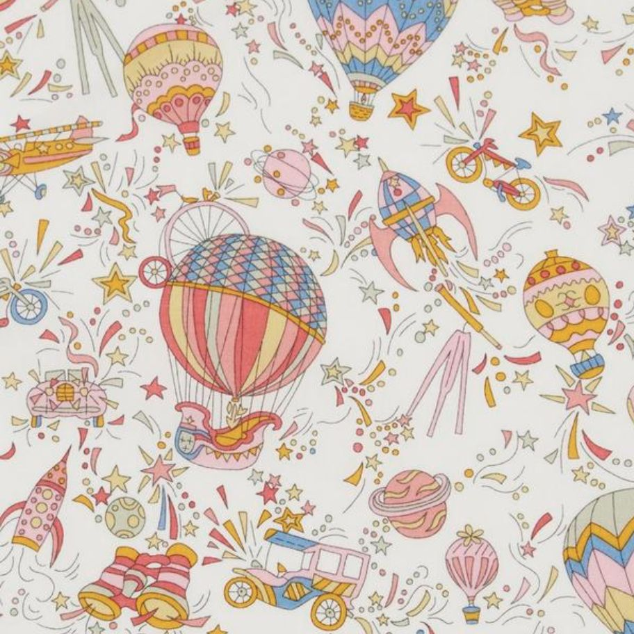 Liberty Art Fabrics Liberty Tana Lawn: Sky High