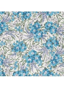 Liberty Art Fabrics Liberty Tana Lawn: Swirling Petals