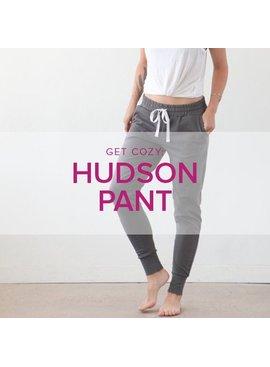 Erica Horton CLASS IN SESSION Hudson Pant, Mondays, April 23, 30 & May 7, 6-8:30pm