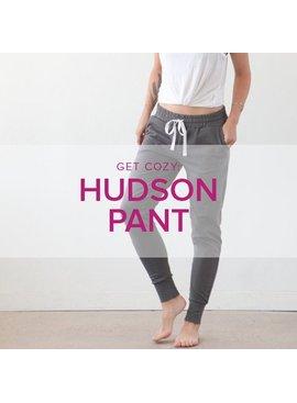 Erica Horton Hudson Pant, Mondays, April 23, 30 & May 7, 6-8:30pm